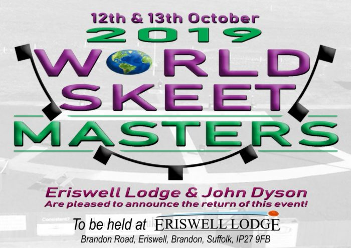 World Skeet Masters 2019!